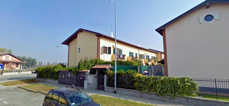 Appartamento con giardino a Borgarello
