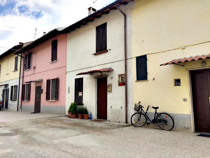 Casa semindipendente in centro paese