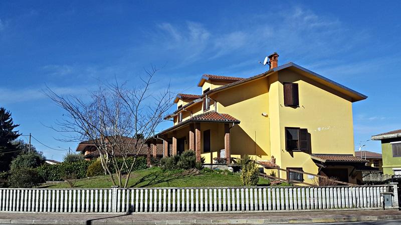 Villa singola 235 mq con giardino di 600 mq