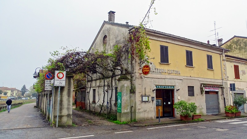 INTERO STABILE a Certosa di Pavia