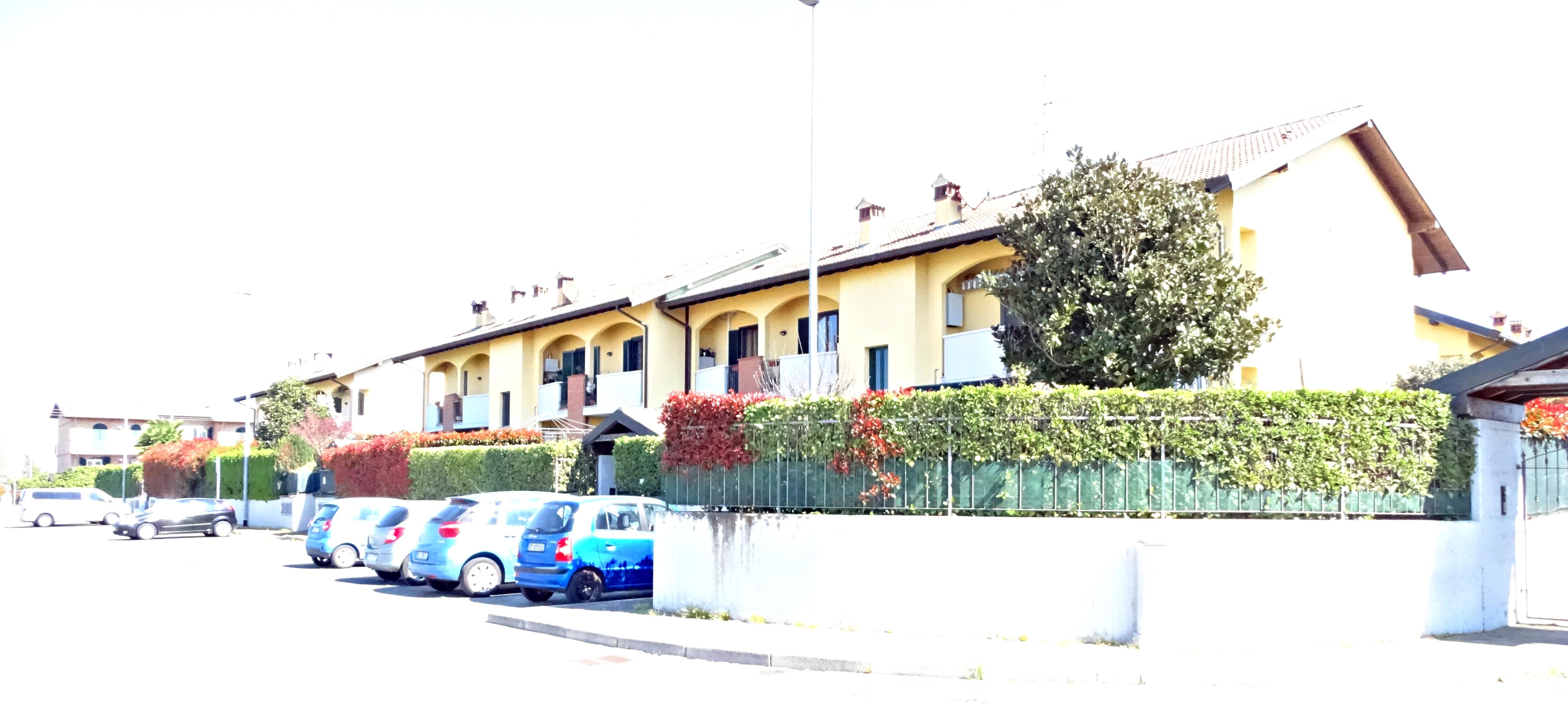 Appartamento duplex con box e cantina